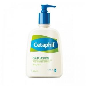 Cetaphil Fluido Idratante Ενυδατική Λοσιόν για Κανονικά & Ξηρά Δέρματα 470ml.