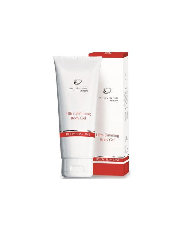 Nanobionic Ultra Slimming Body Gel Θερμαντικό Τζελ 200ml.
