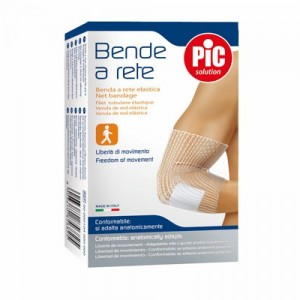 PIC Bend a Rete - Ελαστικός Δικτυωτός Επίδεσμος για αγκώνα - 1τμχ