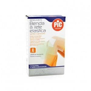 PIC Bend a Rete Ελαστικός Δικτυωτός Επίδεσμος για κνήμη & γόνατο - 1τεμ