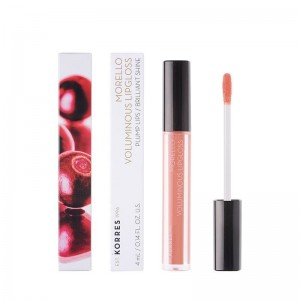 KORRES Morello Voluminous Lipgloss Nο 12 - Candy Pink 4ml / 0.14FL. Oz