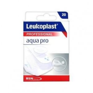 Leukoplast - Professional Aqua Pro 3 μεγέθη (24mm°) + (19mm X 72mm) + (38mm X 63mm) 20τεμ
