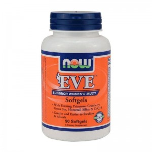 Now Foods Eve Womens Multiple Vitamin - 90 Softgels