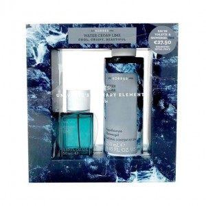 Korres Eau De Toilette Water Cedar Lime Ανδρικό Άρωμα 50ml + Δώρο Water Cedar Lime Showergel Αφρόλουτρο Σώματος 250ml.
