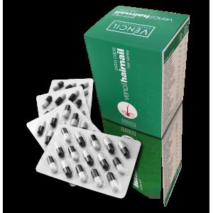 Vencil Hairnail Caps Συμπλήρωμα διατροφής των νυχιών και του δέρματος 90 κάψουλες