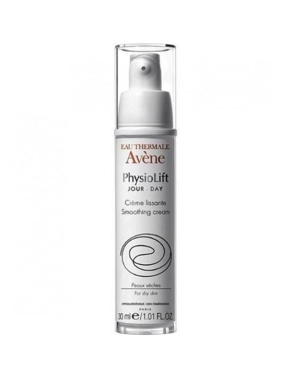 Avene Physiolift Creme Lissante Αντιρυτιδική Λειαντική Κρέμα Ημέρας για Αναδόμηση του Ευαίσθητου/Ξηρού Δέρματος, 30ml