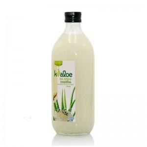 Kaloe Gel Αλόης Φυσικός Χυμός Βιολογικής Αλόης με Μαστίχα Χίου1Lt