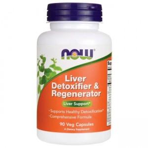 Now Foods Detoxifier & Regenerator 90 κάψουλες