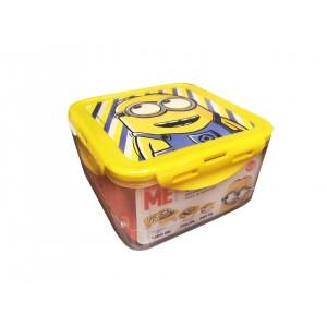 Stor Minions Σκεύη Φύλαξης Φαγητού 3τμχ.