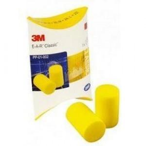 Ωτοασπίδες σφουγγαράκι EAR classic 3M