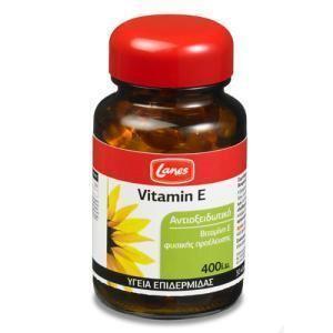 Lanes Vitamin E 400 I.U  30caps