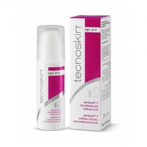 Tecnoskin Myolift 7 No Wrinkles Cream 24h Αντιρυτιδική Κρέμα Προσώπου 50ml.