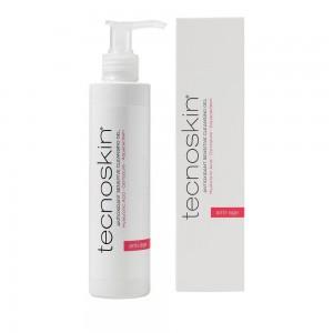 Tecnoskin Antioxidant Sensitive Clean Gel Αντιοξειδωτικό Gel Καθαρισμού & Demaquillage, 200ml