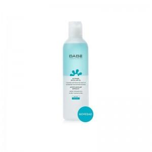 Babe Essentials Bi Phase Micellar Oil Διφασικό Μικυλλιακό Λάδι Ντεμακιγιάζ 250ml