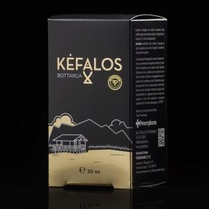 KEFALOS Bottarga συμπλήρωμα διατροφής με βάση το Ελληνικό Αυγοτάραχο. 30ml