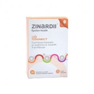 Epsilon Health Zinardii Συμπλήρωμα Διατροφής 10 Φακελίσκοι.