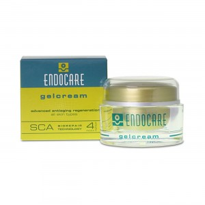 Endocare Gel Cream SCA Biorepair Index 4 κρέμα προσώπου 30ml.