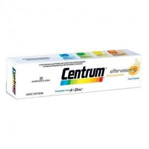 Centrum A to Z Συμπλήρωμα Διατροφής 20 efferv tabs