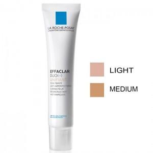 La Roche Posay Effaclar Duo [+] Unifiant Light Απόχρωση, για Ατέλειες & Χρωματικά Σημάδια 40ml