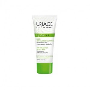 Uriage Hyséac A.I Anti-Blemish Skin-Care Κρέμα Προσώπου για Λιπαρές Επιδερμίδες 40ml