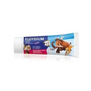 Elgydium Kids Ice Age Strawberry Οδοντόκρεμα για Παιδιά 50ml