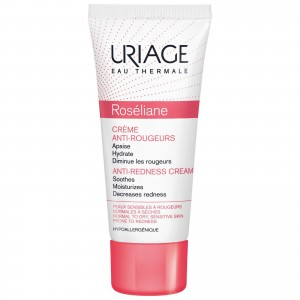 Uriage Roseliane Anti-Redness Cream Κρέμα Προσώπου κατά της Ερυθρότητας 40ml.