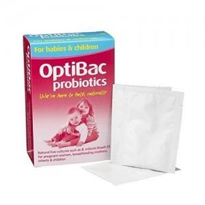 OptiBac Probiotics για Μωρά και Παιδιά 10 σακουλάκια