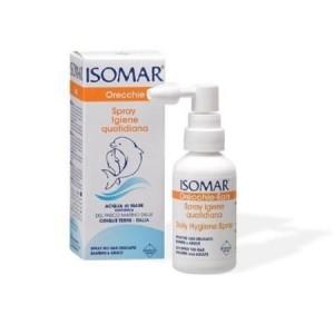 ISOMAR Ears είναι κατάλληλο για καθαρισμό του εξωτερικού ακουστικού πόρου 50ml