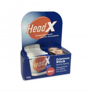 Protasis Head X Stick 3,6gr Ανακούφιση από τον Πονοκέφαλο
