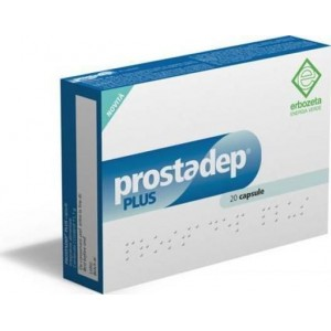 Erbozeta - Prostadep Plus 20caps