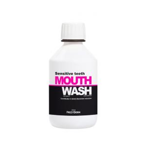 Frezyderm Sensitive Teeth Mouthwash Στοματικό Διάλυμα για τα Ευαίσθητα Δόντια, 250ml