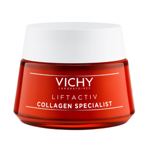 Vichy Liftactiv Hyalu Collagen Specialist Κρέμα Προσώπου 50ml.