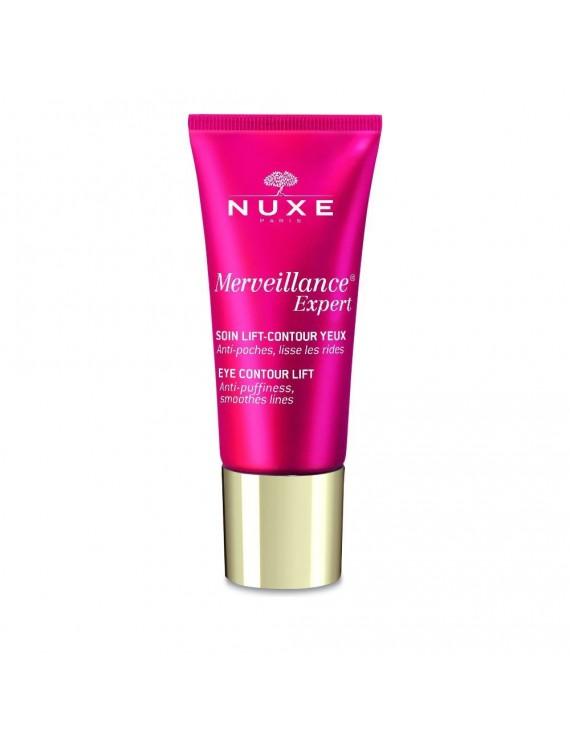 Nuxe Merveillance Expert Soin Lift-Contour Yeux, Συσφικτική & Αντιρυτιδική Kρέμα Ματιών για Όλους τους Τύπους 15ml