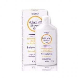 Boderm Knesicalm Shower Gel Απαλυντικό Αφρόλουτρο για την Αντιμετώπιση του Κνησμού στο Σώμα & στο Κεφάλι, 300ml