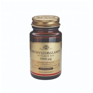 Solgar  Vitamin B-12 1000mg Methylcobalamin nuggets 30s