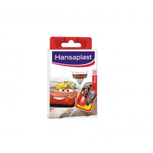 Hansaplast Cars Παιδικά Επιθέματα Πληγών 20 Τμχ.