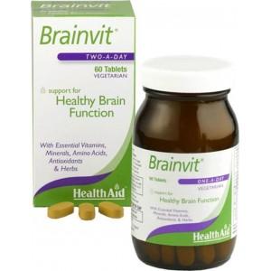 HEALTH AID- BRAINVIT- 60TABS