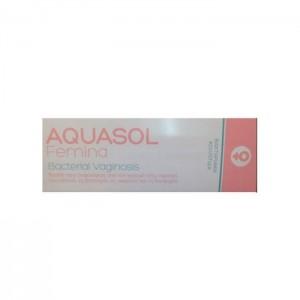 AQUASOL FEMINA Bacterial Vaginosis Gel για Βακτηριακή Κολπίτιδα, 30ml