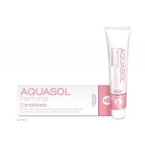 Aquasol Femina Candidiasis Κρέμα για κολπική μυκητίαση 30ml