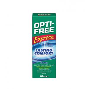OPTI FREE EXPRESS Υγρό Φακών Επαφής 355ml