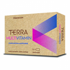 Genecom Terra Multivitamin 30tabs