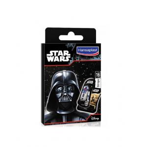 Hansaplast Kids Επιθέματα Πληγών Star Wars 16 τεμ