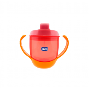 Chicco Meal Cup 12m+ 180ml - Πορτοκαλί  06824-70