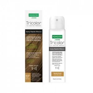 Specchiasol Homocrin Dark Blonde Spray Βαφής Μαλλιών Ξανθό Σκούρο, 75ml