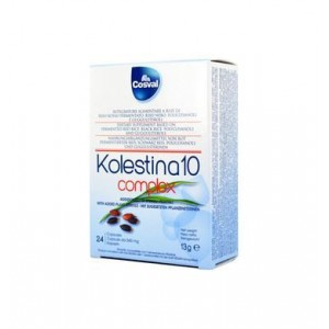 Cosval Kolestina 10 complex 24 caps