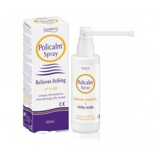 Knesicalm Spray για τον Κνησμό του τριχωτού της κεφαλής, 60ml