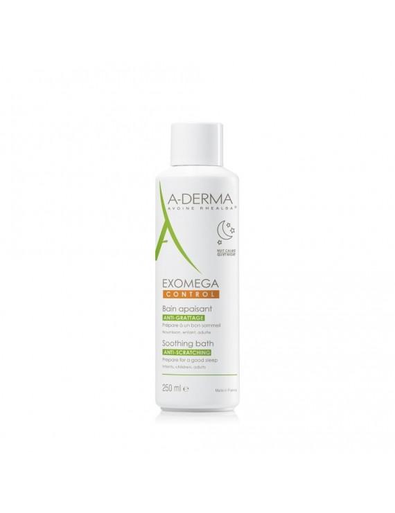A-Derma Exomega Control Soothing Bath Καταπραϋντικό Μπάνιο 250ml.