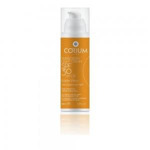 Corium Sunscreen Light Cream Matte Effect SPF30 50ml