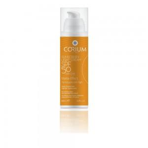 Corium Sunscreen Light Cream Matte Effect SPF50 50ml