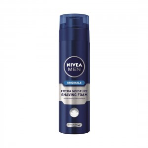 Nivea Men Originals Extra Moisture Shaving Foam 250ml